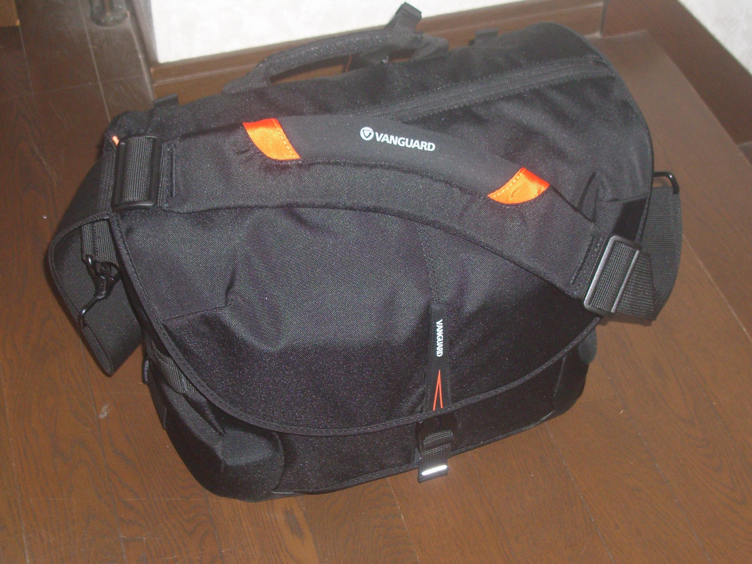 Vanguardheralder 33 Cut And Try Vanguard The Heralder Shoulder Bag