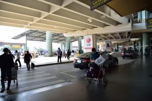 NoiBai空港の外