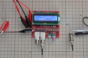 DDS信号発生器